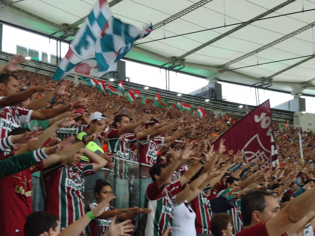 Torcida do Fluminense tem que chegar junto no Maraca! (Foto: Vinicius Toledo/Explosão Tricolor)