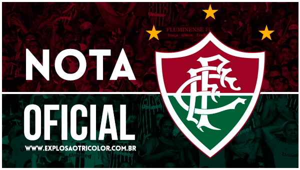 Fluminense faz importante anúncio sobre a pré-temporada de 2018 ... 51d4dc9bc0a93