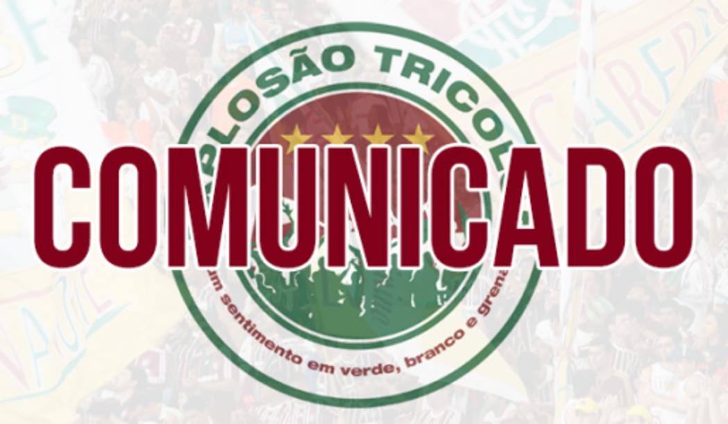 Explosão Tricolor acerta parceria com Loja Virtual do Fluminense  leitor do  site terá cupom de desconto - EXPLOSÃO TRICOLOR e2668fae5974c